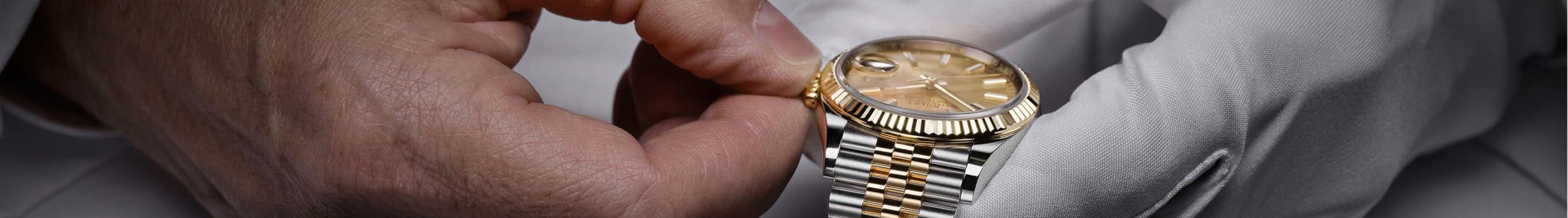 การรับประกันความทนทานของนาฬิกา Rolex โดย ศูนย์ซ่อม Rolex NGG Timepieces