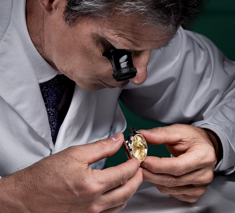 Servicing your Rolex watches through ศูนย์ซ่อม Rolex NGG Timepieces