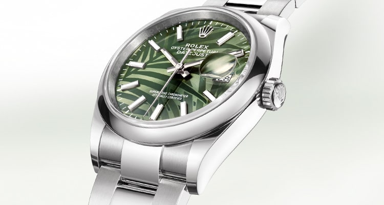 นาฬิกา Rolex Datejust ที่ เอ็น จี จี ไทม์พีซ อุดรธานี