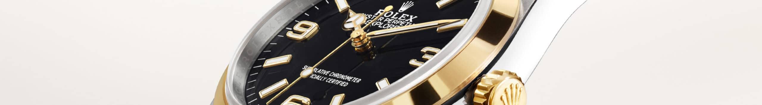 นาฬิกา Rolex Explorer ที่ เอ็น จี จี ไทม์พีซ
