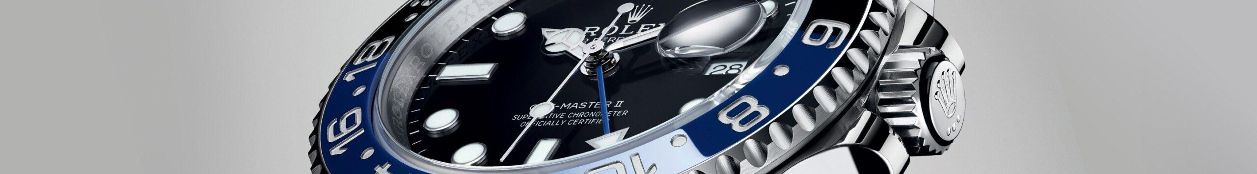 นาฬิกาRolex GMT-Master II ที่ เอ็น จี จี ไทม์พีซ