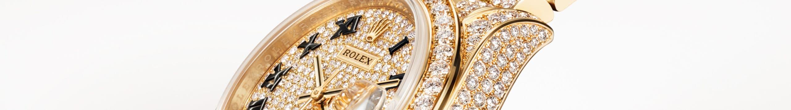 นาฬิกา Rolex Lady-Datejust ที่ เอ็น จี จี ไทม์พีซ อุดรธานี