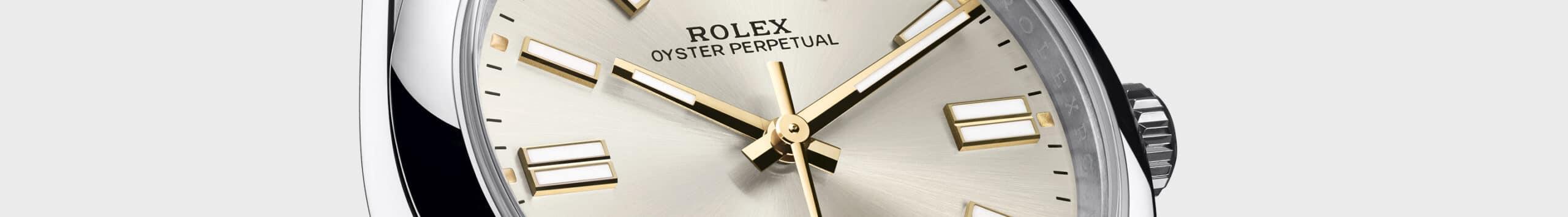 นาฬิกา Rolex Oyster Perpetual ที่โรเล็กซ์ เอ็น จี จี อุดรธานี
