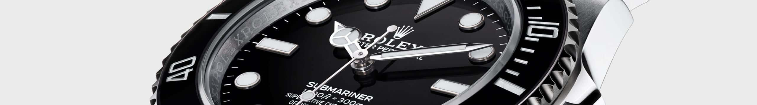 นาฬิกา Rolex Submariner ที่ ตัวแทนจำหน่ายอย่างเป็นทางการ เอ็น จี จี อุดรธานี