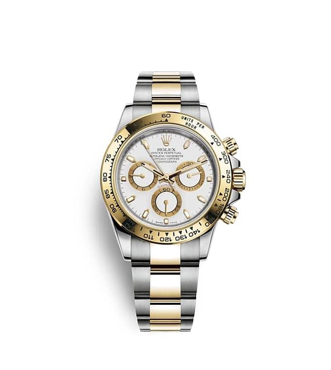 นาฬิกา Rolex Cosmograph Daytona - Oyster, 40มม., Oystersteel และทองคำ 116503