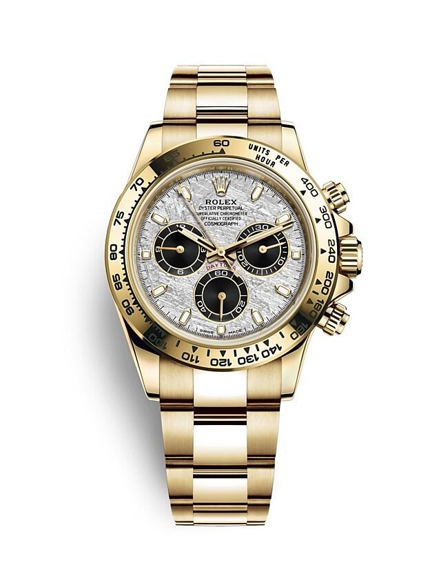 นาฬิกา Rolex Cosmograph Daytona - Oyster, 40 มม., ทองคำ 116508
