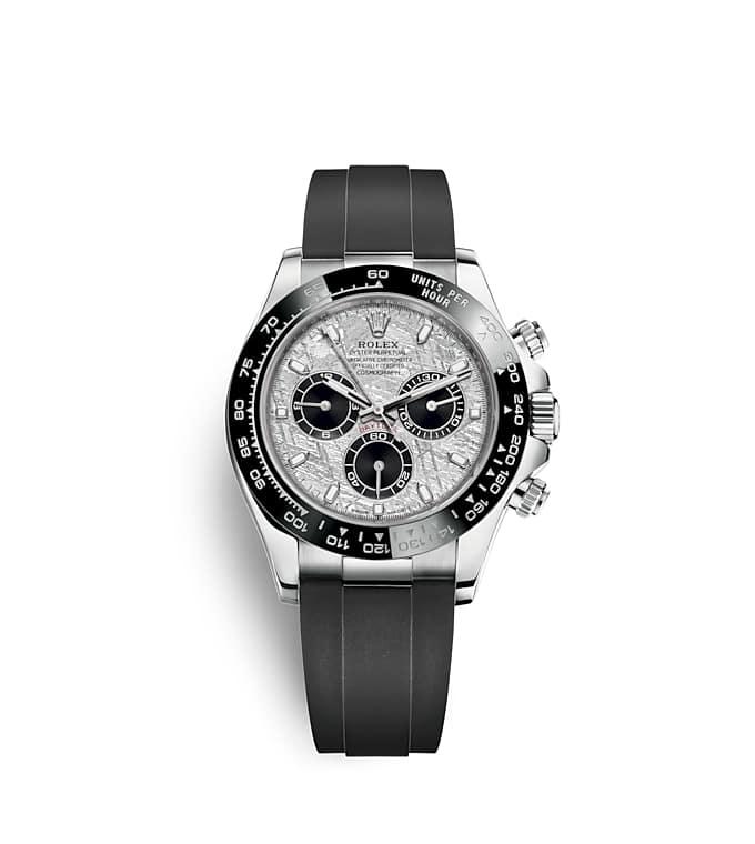 นาฬิกา Rolex Cosmograph Daytona - Oyster, 40 มม., ทองคำขาว | 116519LN