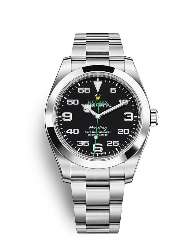 นาฬิกาข้อมือ Rolex Air-King ที่ เอ็น จี จี อุดรธานี