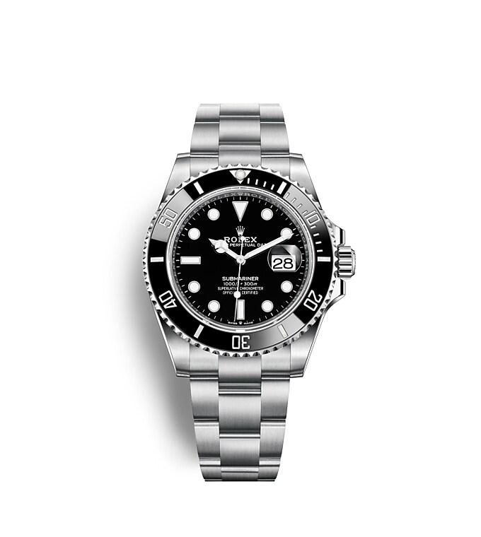 นาฬิกา Rolex SUBMARINER DATE - Oyster, 41 มม., Oystersteel | 126610LN