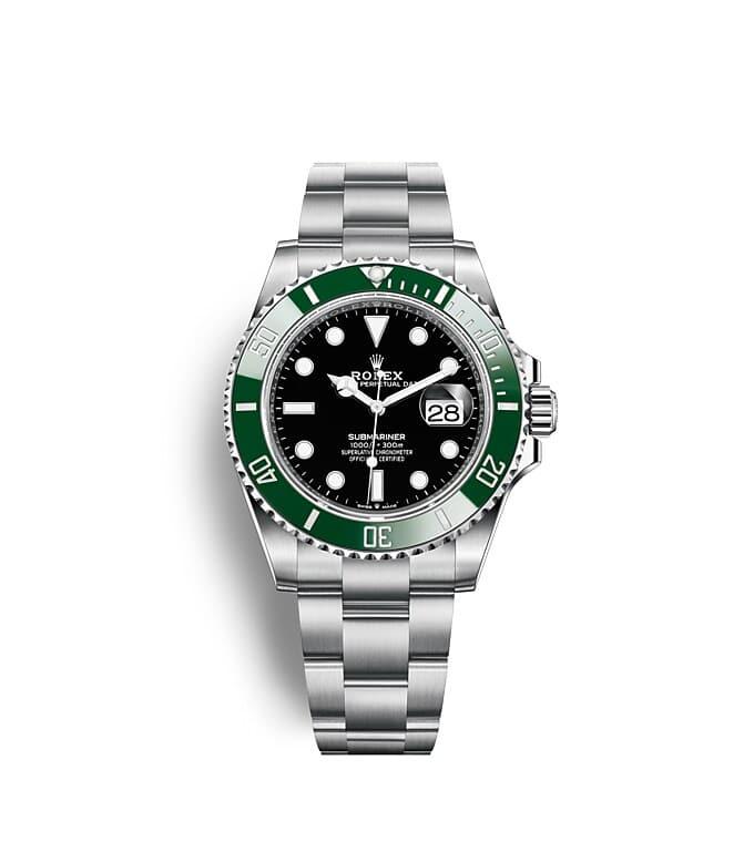 นาฬิกา Rolex SUBMARINER DATE - Oyster, 41 มม., Oystersteel | 126610LV
