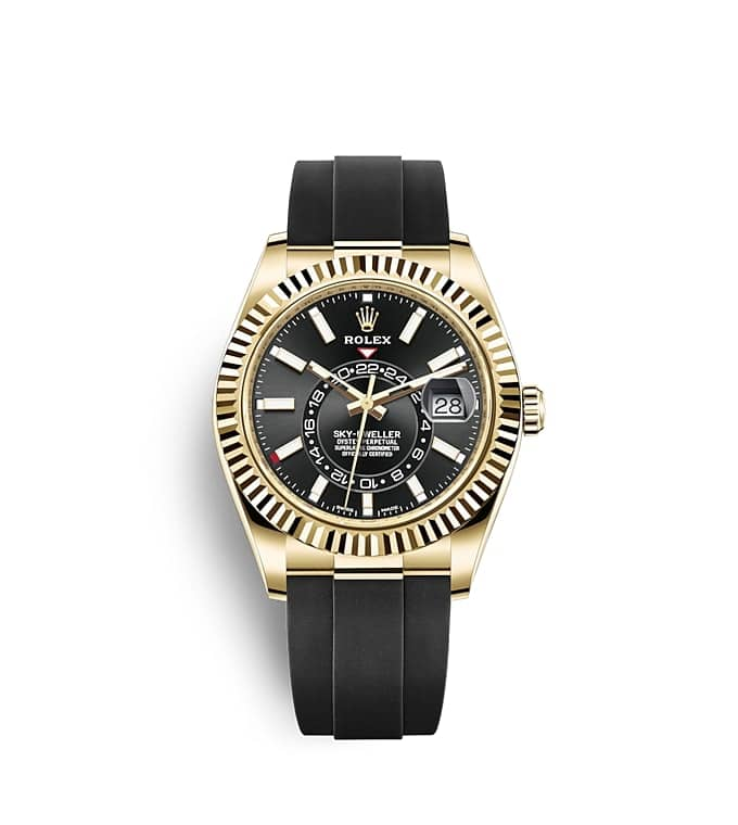 นาฬิกาข้อมือ Rolex Sky-Dweller ที่ เอ็น จี จี อุดรธานี
