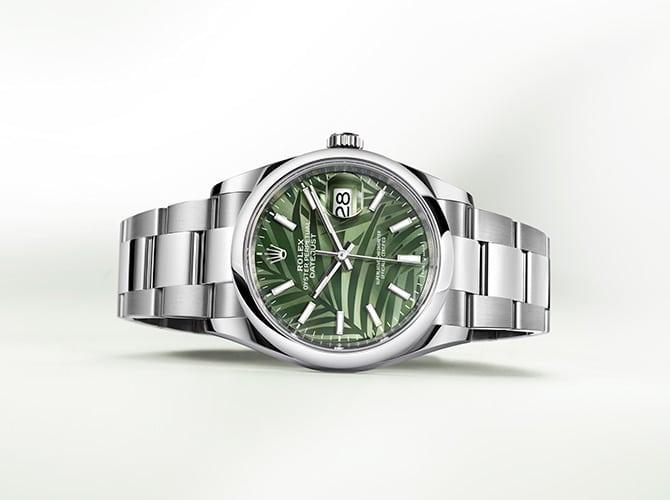 นาฬิกาข้อมือ rolex 2021 - Rolex Datejust 36 ที่ NGG อุดรธานี