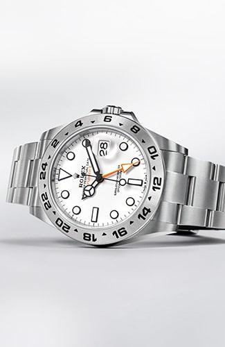 นาฬิกาข้อมือ rolex รุ่นใหม่ 2021 - Rolex Explorer 2 at NGG อุดรธานี