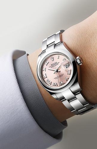นาฬิกา Rolex ผู้หญิง - Rolex Lady-Datejust at NGG Timepieces Udonthani