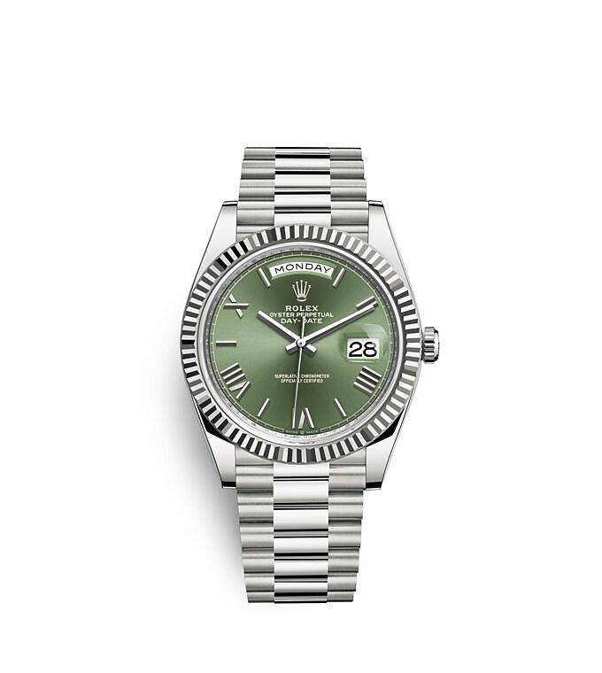 นาฬิกาข้อมือ Rolex Day-Date ที่ เอ็น จี จี อุดรธานี