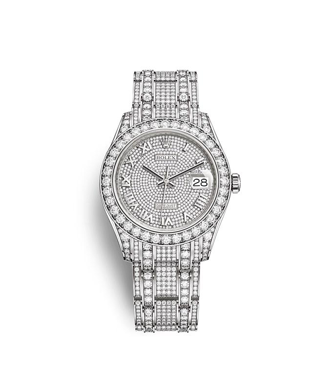 นาฬิกาข้อมือ Rolex Pearlmaster ที่ เอ็น จี จี อุดรธานี